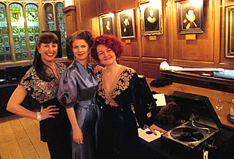 Gramophone DJs at The Honourable Society of Gray's Inn