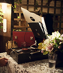Gramophone DJs at Shoreditch House